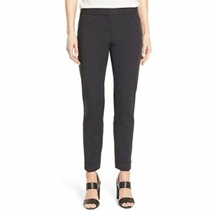 Lafayette 148 Downtown Cuff Ankle  Pants